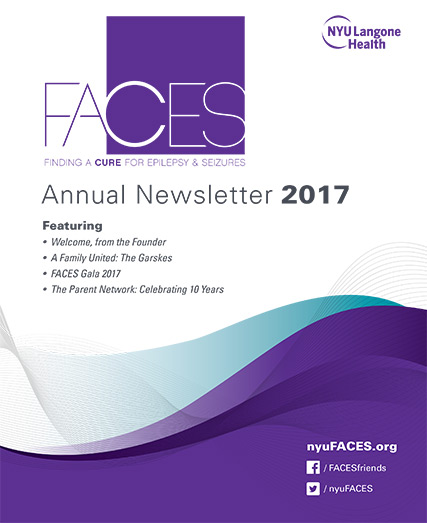 Cover of 2017 Annual Newsletter